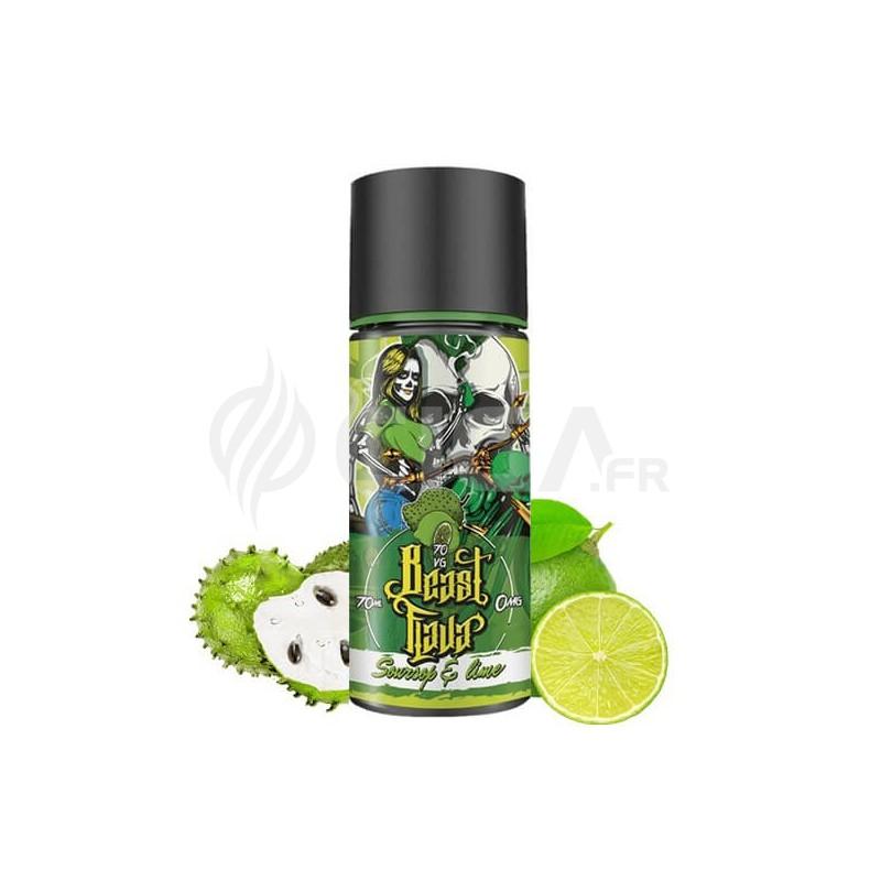 Soursop & Lime - Beast Flava