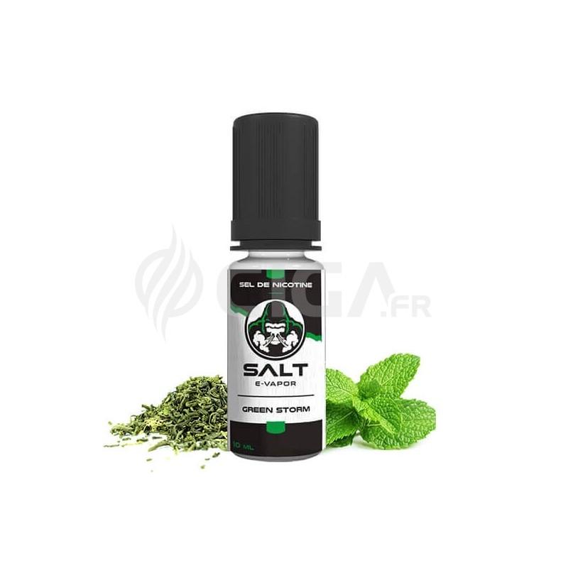 Green Storm  - Salt E-Vapor