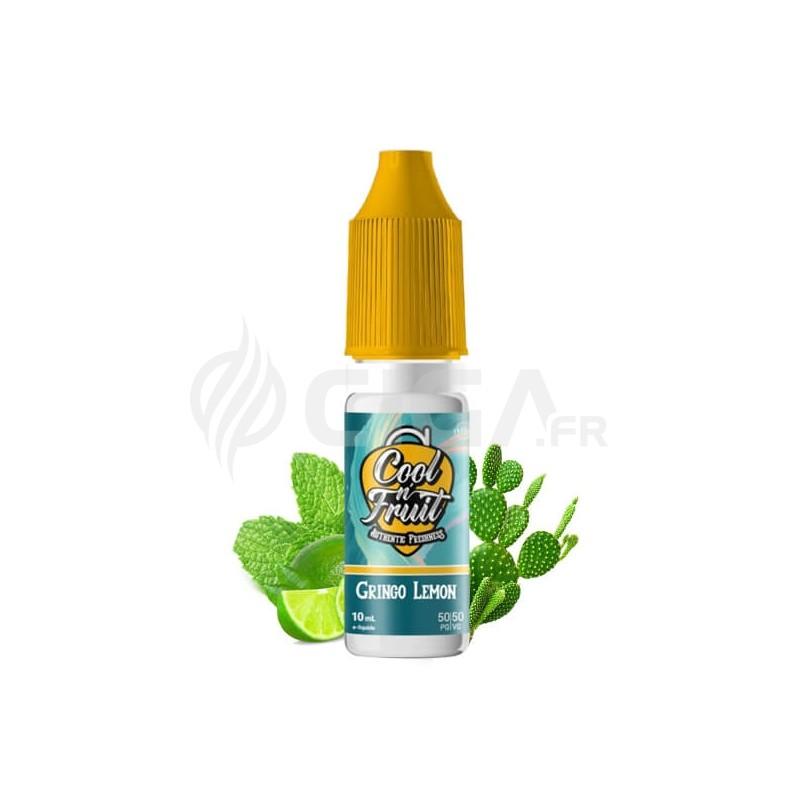 Gringo Lemon - Cool n'Fruit de Alfaliquid