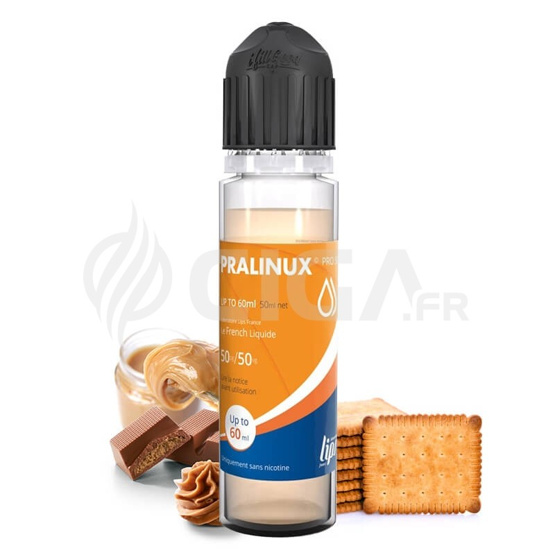 Pralinux 50ml - Le French Liquide