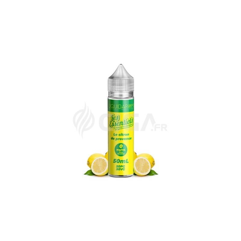 Le Citron de Provence 50ml - Liquidarom Les Essentiels