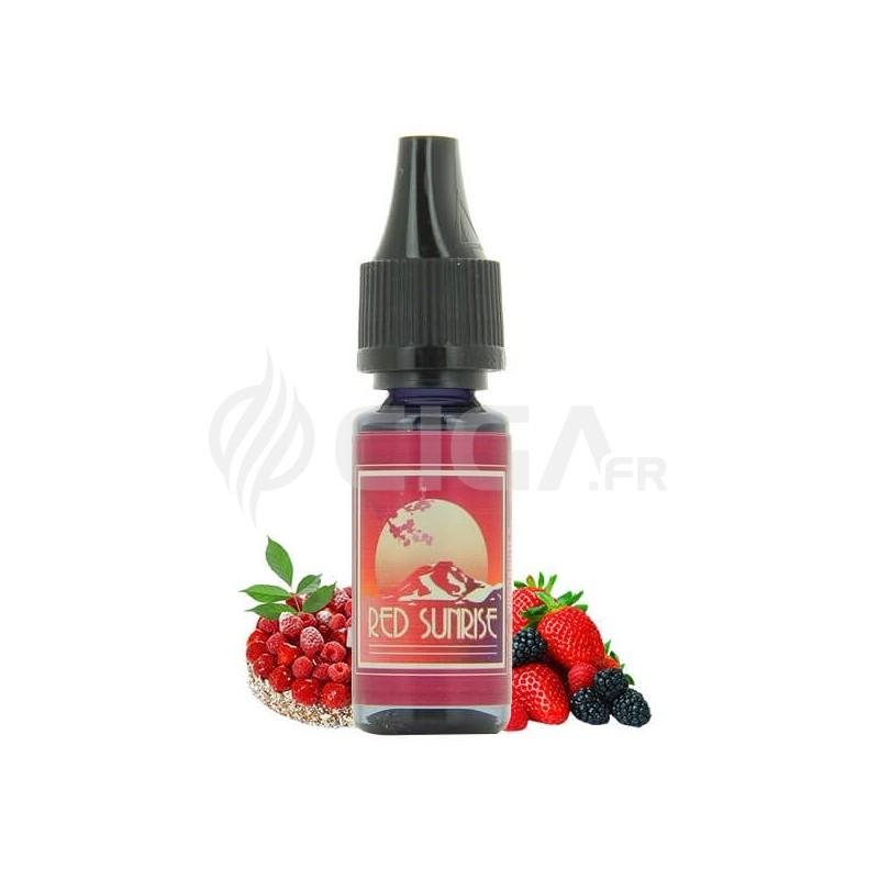 E-liquide Red Sunrise de Vaponaute 24.