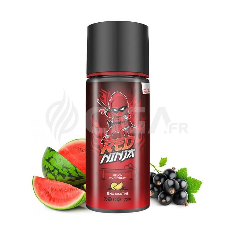 E-liquide Red Ninja 70ml de My's Vaping.