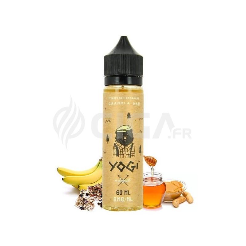 E-liquide Peanut Butter Banana en 50ml de Yogi.