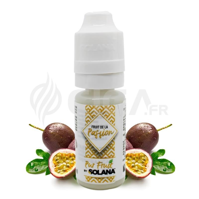 E-liquide Fruit de la Passion Pour Fruit de Solana.