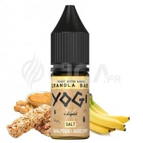 Peanut Butter Granola Bar Sel de Nicotine - Yogi