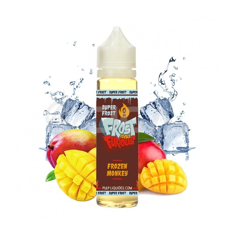 Frozen Monkey Super Frost 50ml - Frost and Furious