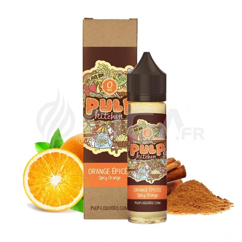 Orange épicée - Pulp Kitchen