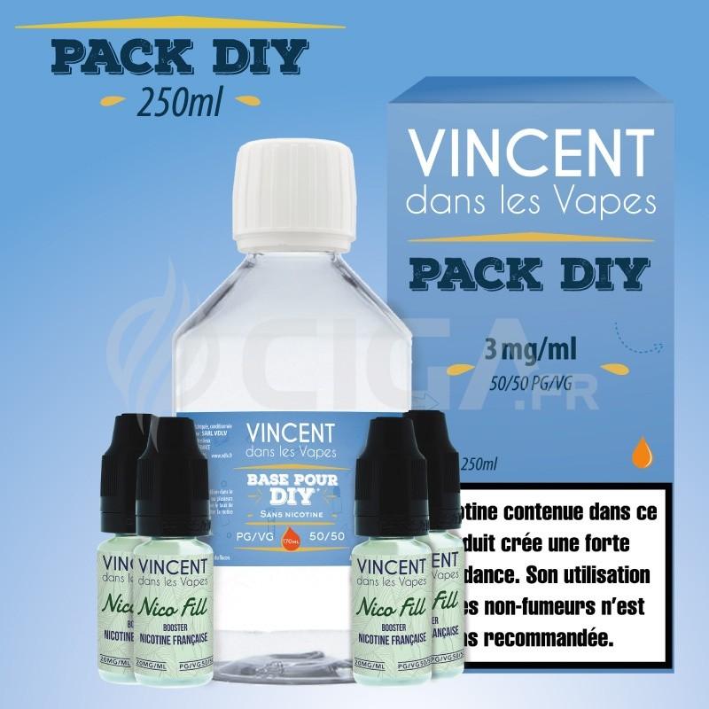 Pack Base 250 ml - VDLV