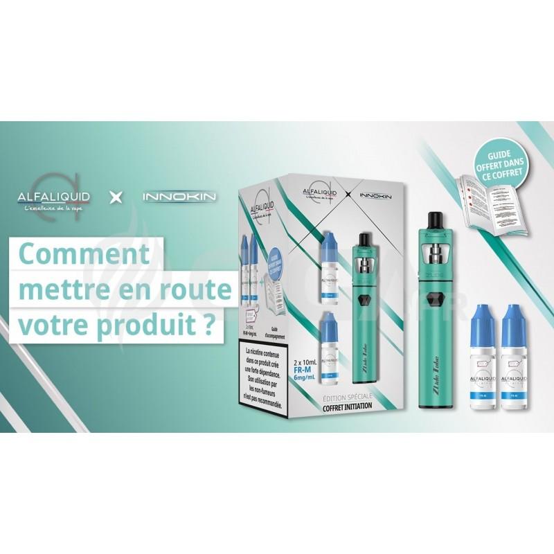 Pack Zlide / FR-M - Innokin & Alfaliquid