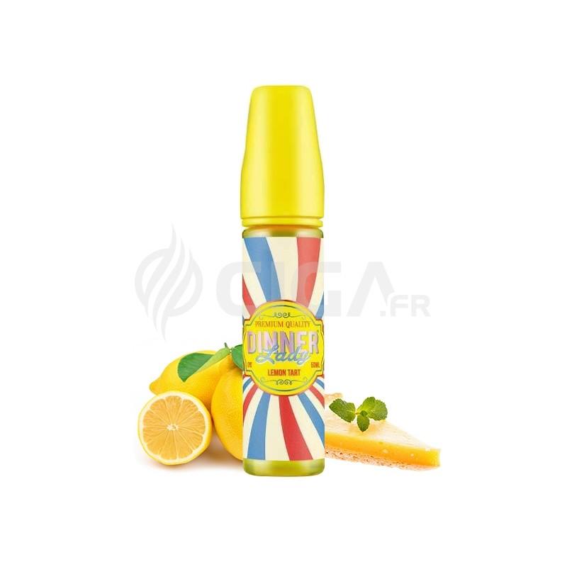 Lemon Tart ZHC- Dinner Lady