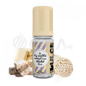 Riz soufflé Nougat Chocolat blanc Dulce- D'lice