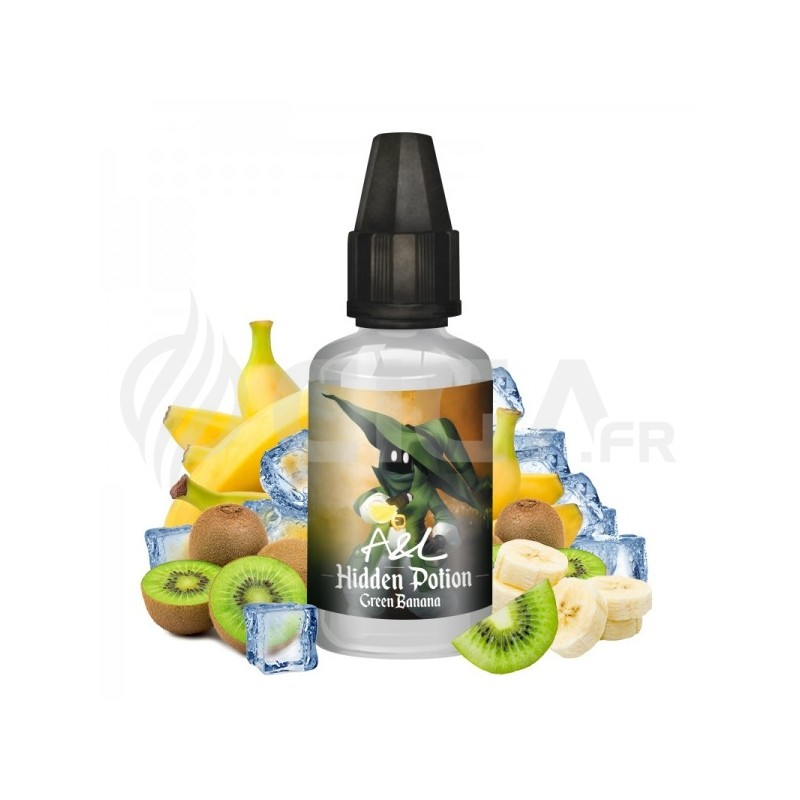 Arôme Green Banana - Hidden Potion