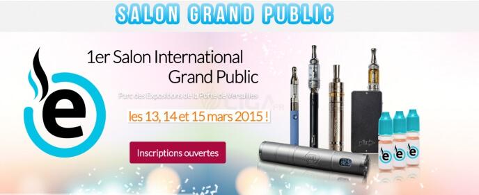 Retour sur l'annulation du salon E-cigarette