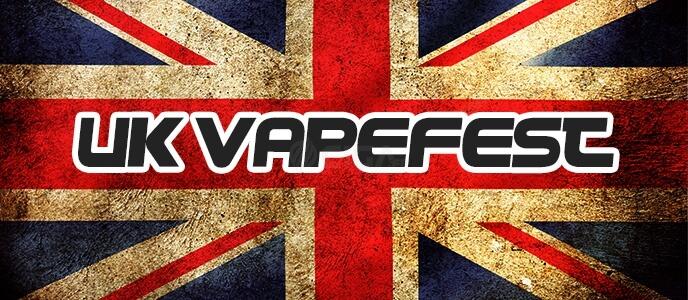 Culture vape : UK Vapefest, grande kermesse de la vape
